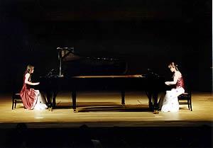 佐藤昌代ピアノ演奏